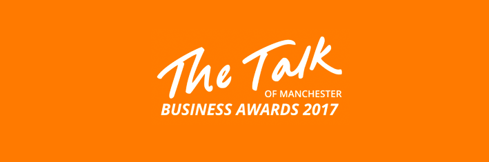 Talk of Manchester Business Awards - Best SEO Agency