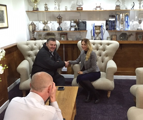 Red Cow Media and Bury FC Agree Sponsorship Deal