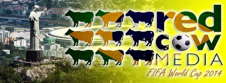 Red Cow FIFA World Cup logo