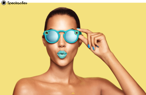 Will you be buying the Snapchat Spectacles?