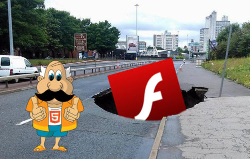Why Adobe Flash Player is on borrowed time