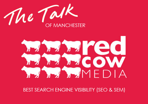 Red Cow Media Nominated in The Talk of Manchester Awards