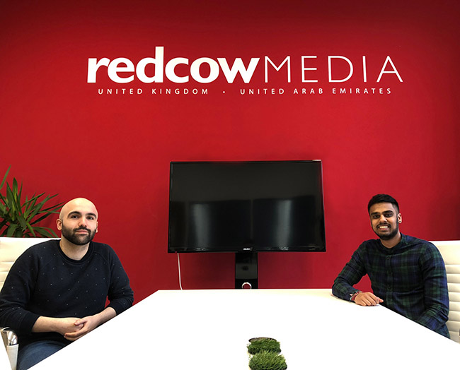 Red Cow Media values