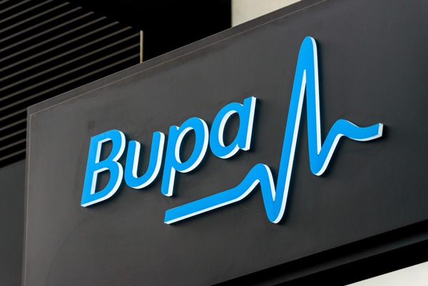 Bupa: our big SEO Manchester client.