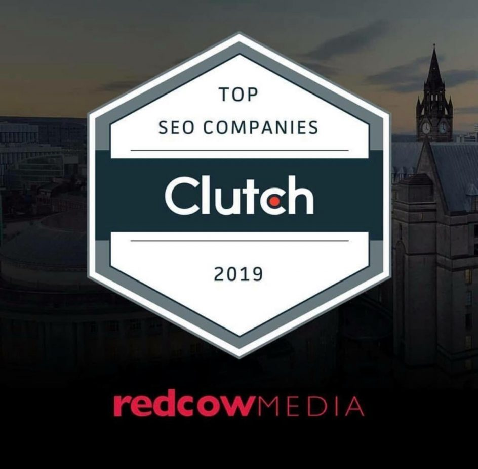 Red Cow Ranked In Top SEO Agencies In The UK